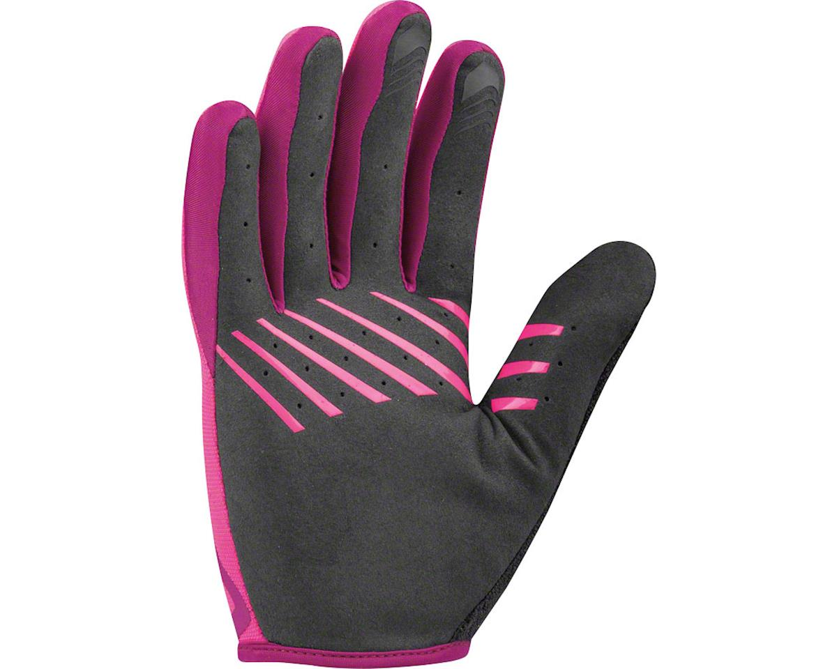 Louis Garneau Women's Ditch Mountain Bike Gloves (Pink) (M)