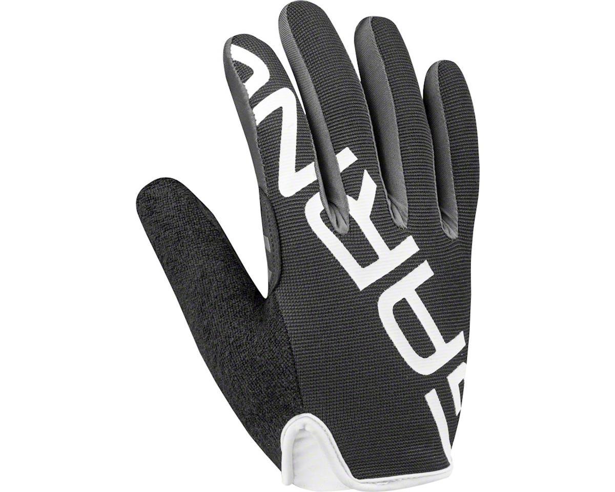 Louis Garneau Women's Ditch Mountain Bike Gloves (Black/White) (M)