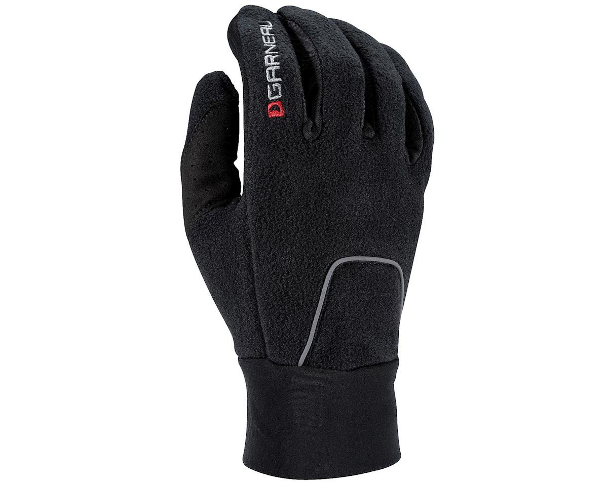Louis Garneau Gel EX-Z Winter Gloves (Black) (S(7-8))