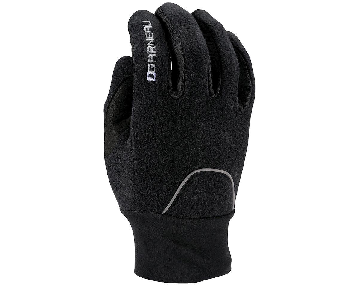 Louis Garneau Women's Gel EX-Z Winter Gloves (Black)