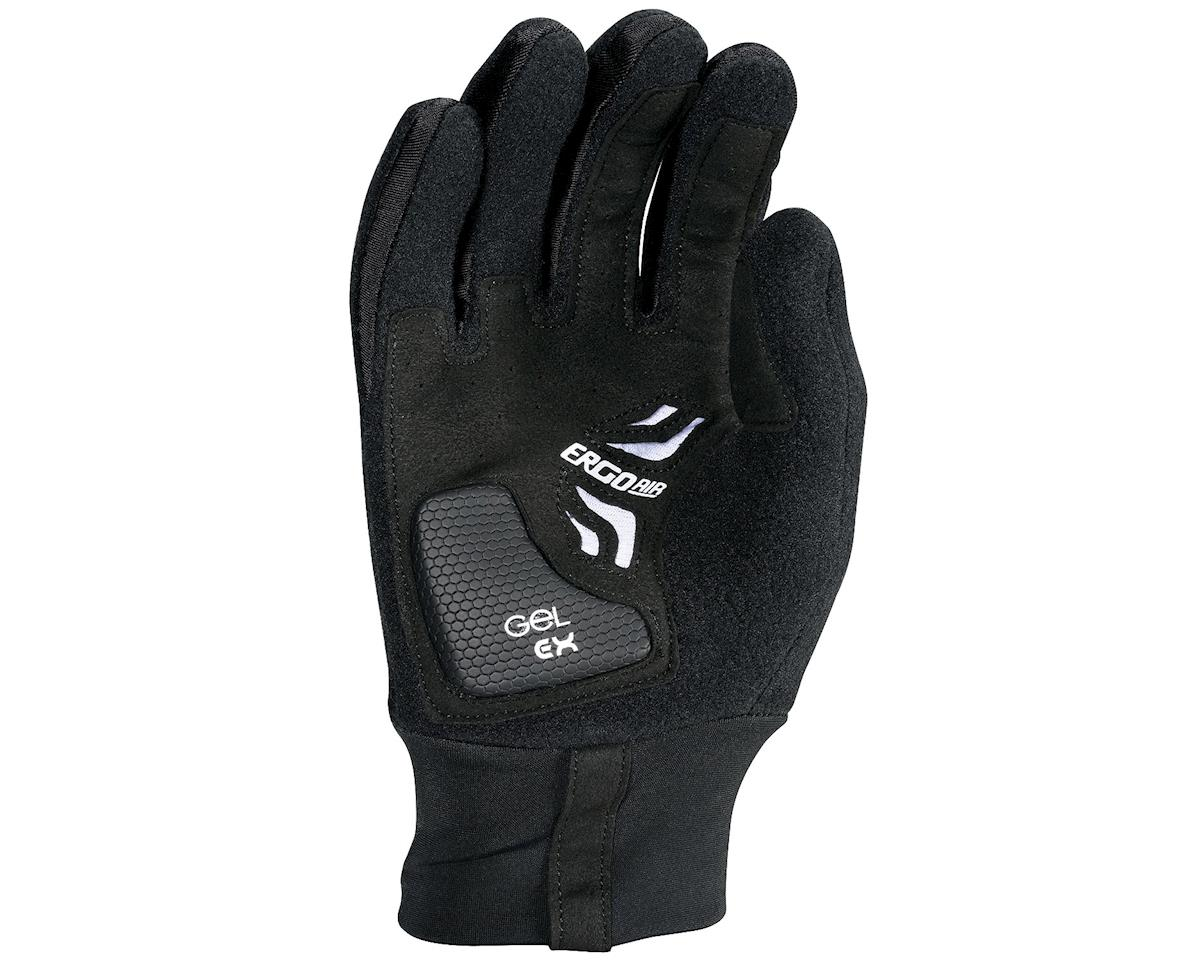 Image 2 for Louis Garneau Women's Gel EX-Z Winter Gloves (Black)