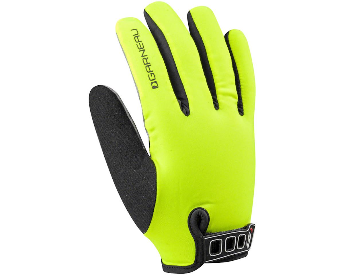 Louis Garneau Creek Gloves (Bright Yellow) (S)