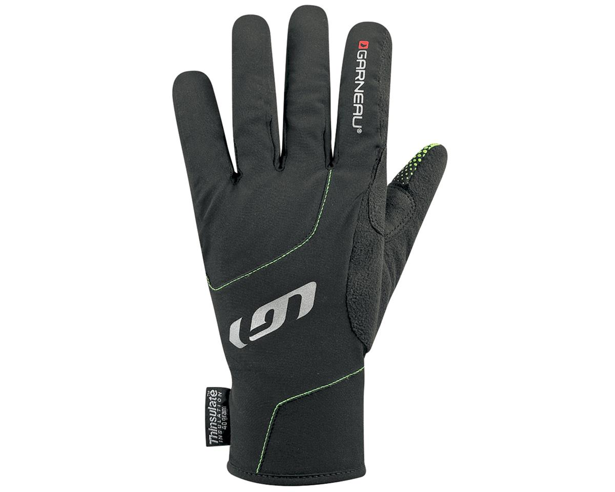 Louis Garneau Defend Bike Gloves (Black) (XL)