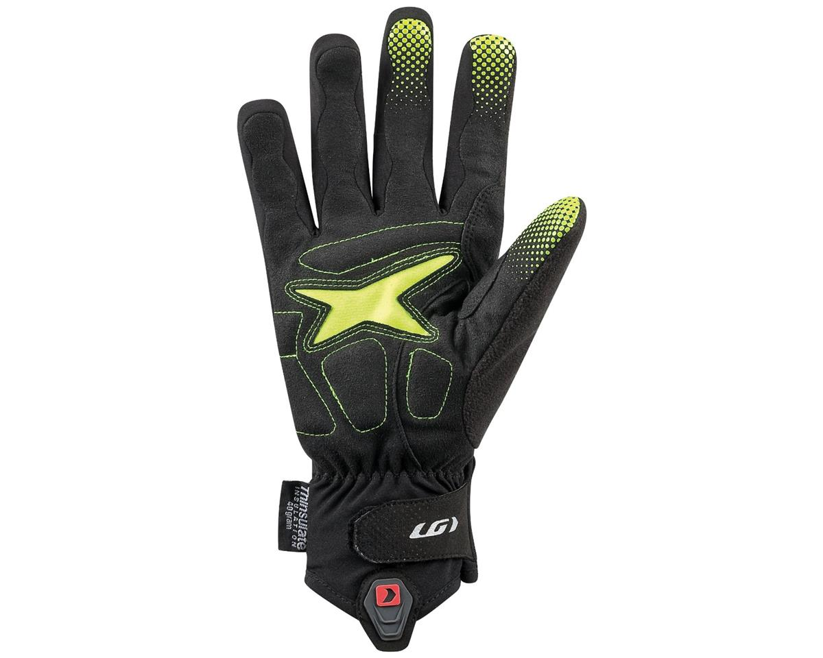 Louis Garneau Defend Bike Gloves (Black) (2XL)
