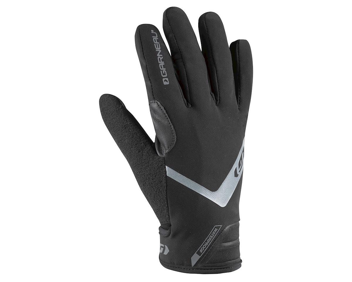 Louis Garneau Proof Waterproof Cycling Gloves (Black) (2XL)
