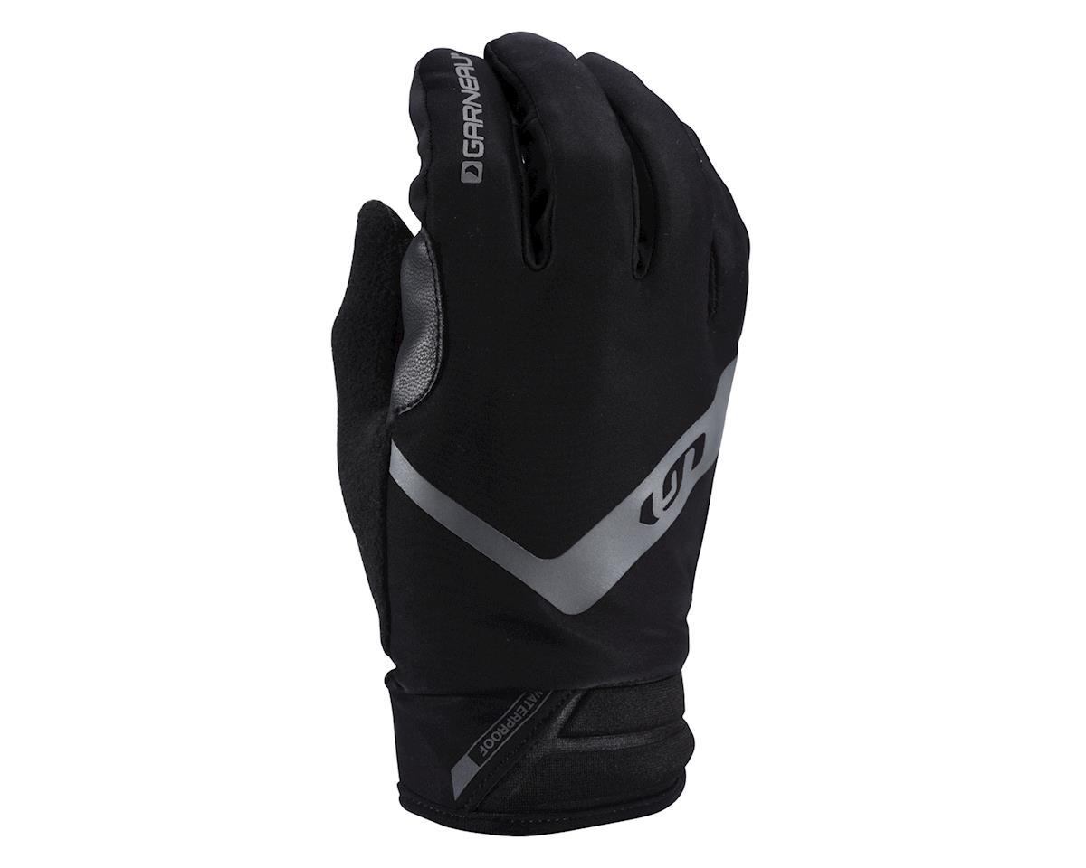 Louis Garneau Proof Waterproof Cycling Gloves (Black) (L)