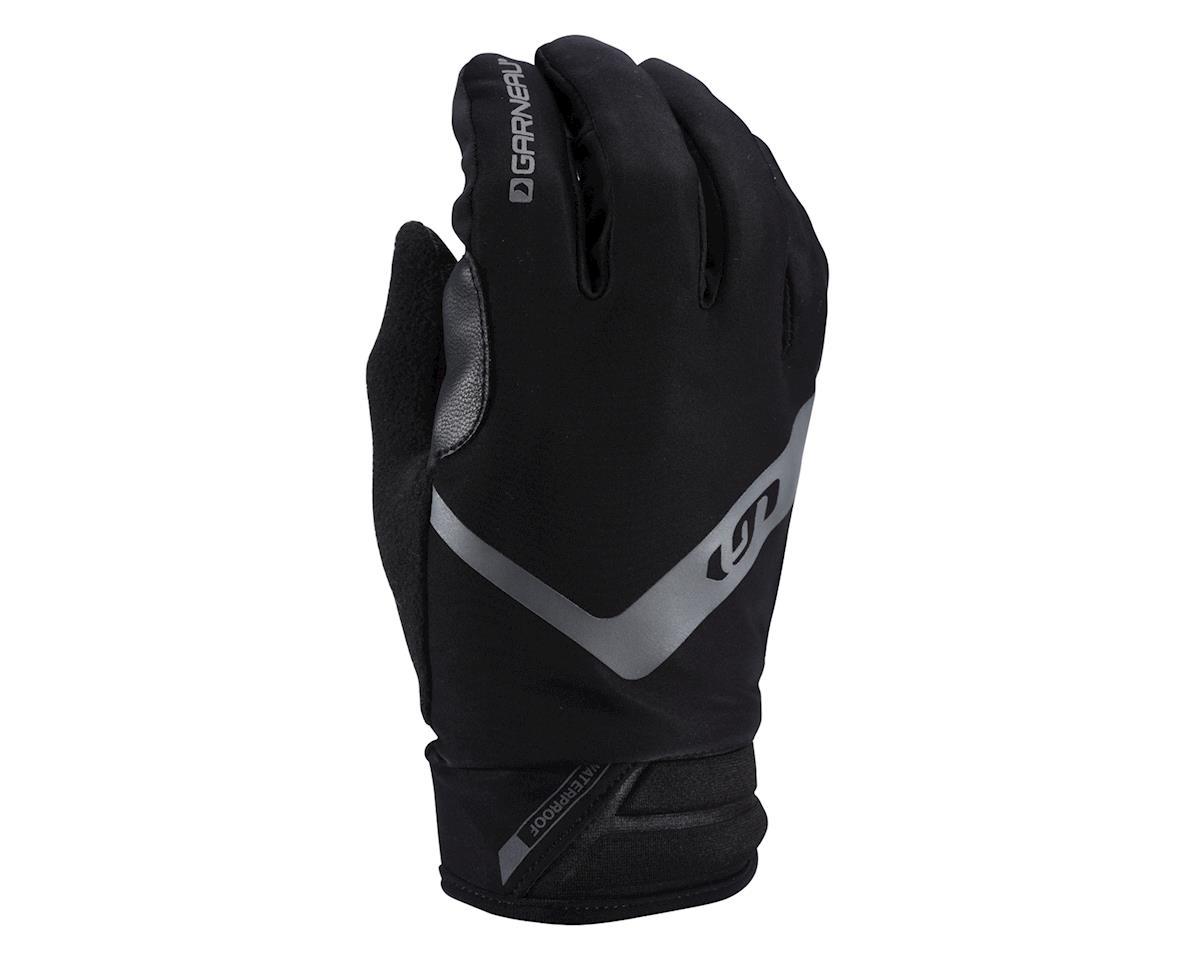 Image 1 for Louis Garneau Proof Waterproof Cycling Gloves (Black) (M)