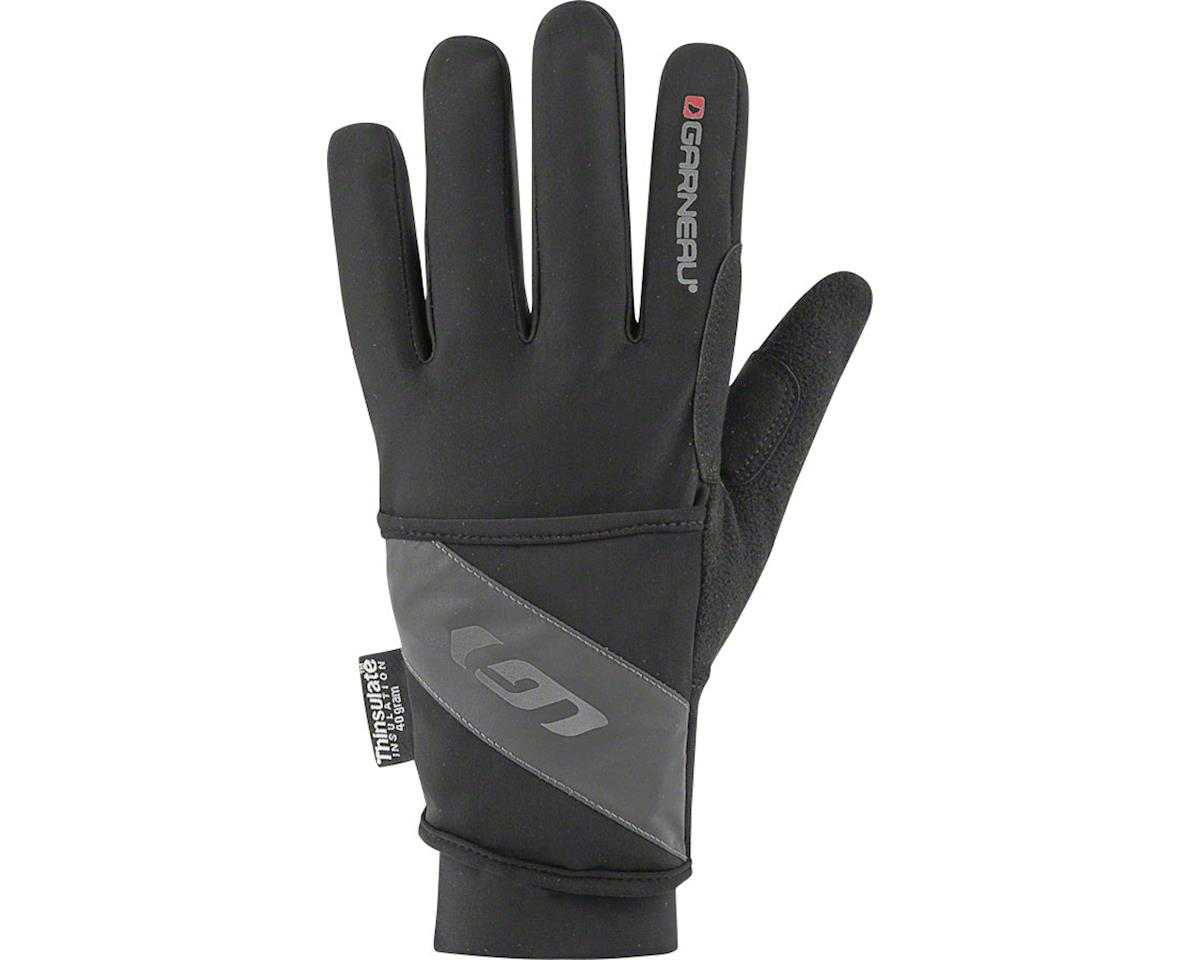 Louis Garneau Super Prestige 2 Cycling Gloves (Black) (L)