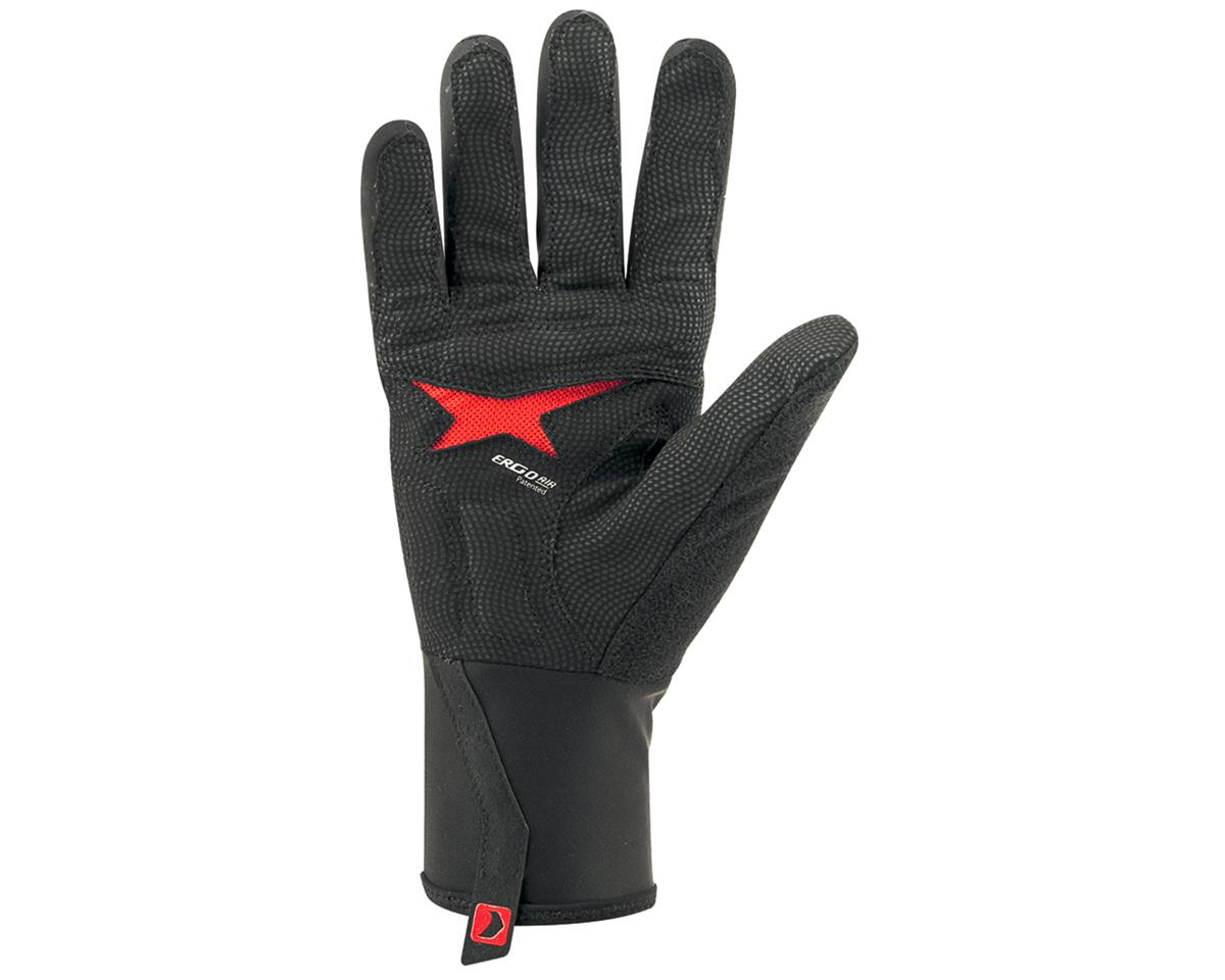 Louis Garneau Rafale Bike Gloves (Black) (S)