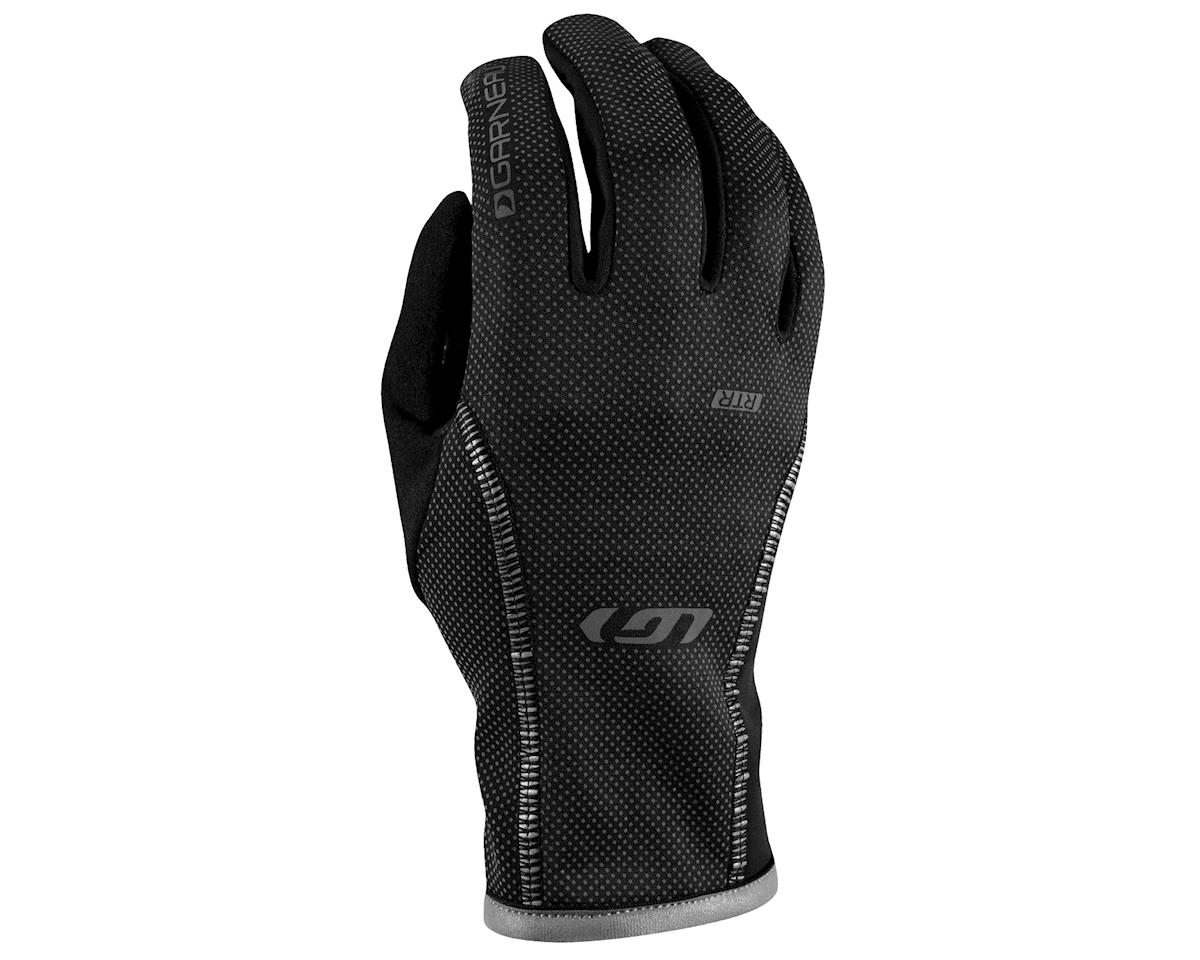 Louis Garneau Rafale RTR Cycling Gloves (Hivis Yellow/Black)