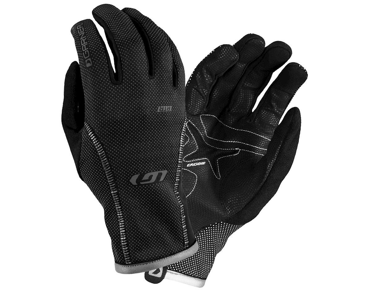 Image 2 for Louis Garneau Rafale RTR Cycling Gloves (Hivis Yellow/Black)