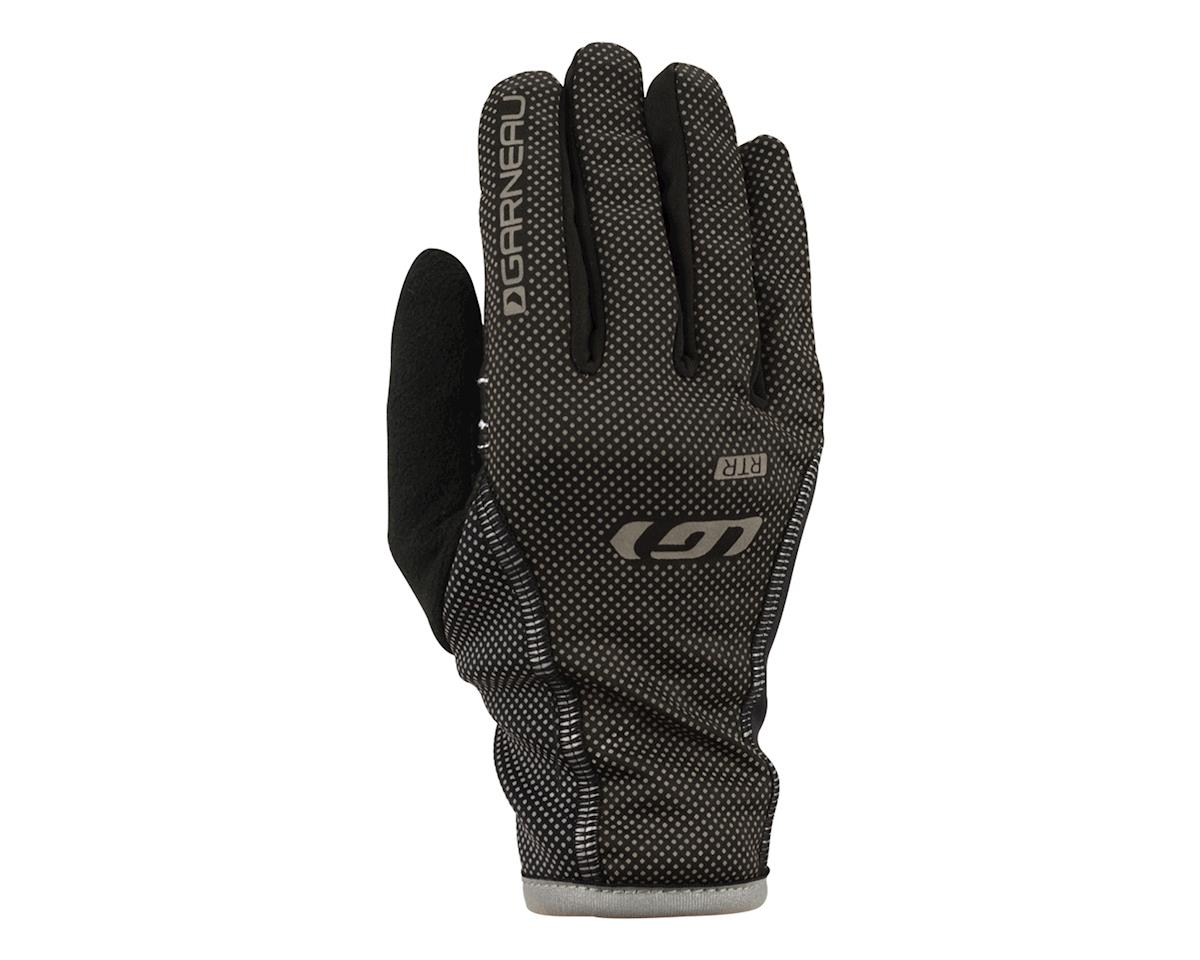Louis Garneau Women's Rafale RTR Gloves (Black/Pink) (Small 7-8)