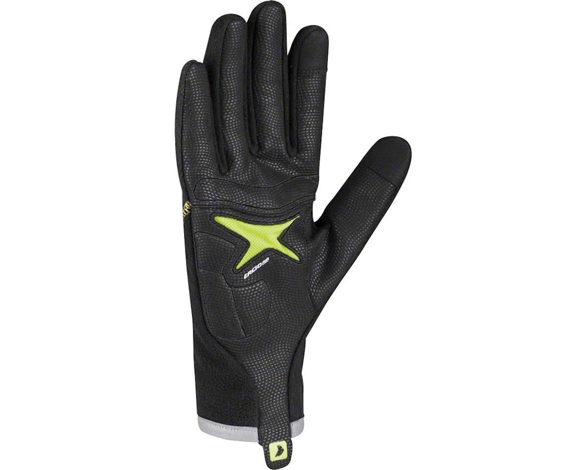 Louis Garneau Gel Ex Pro Gloves (Bright Yellow/Black) (M)