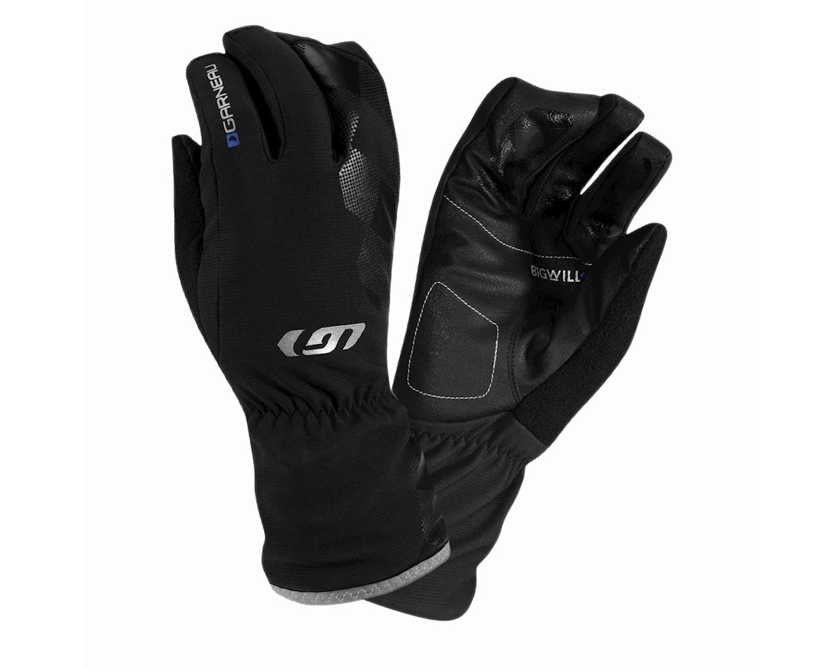 Louis Garneau Bigwill Gloves (Black) (L)
