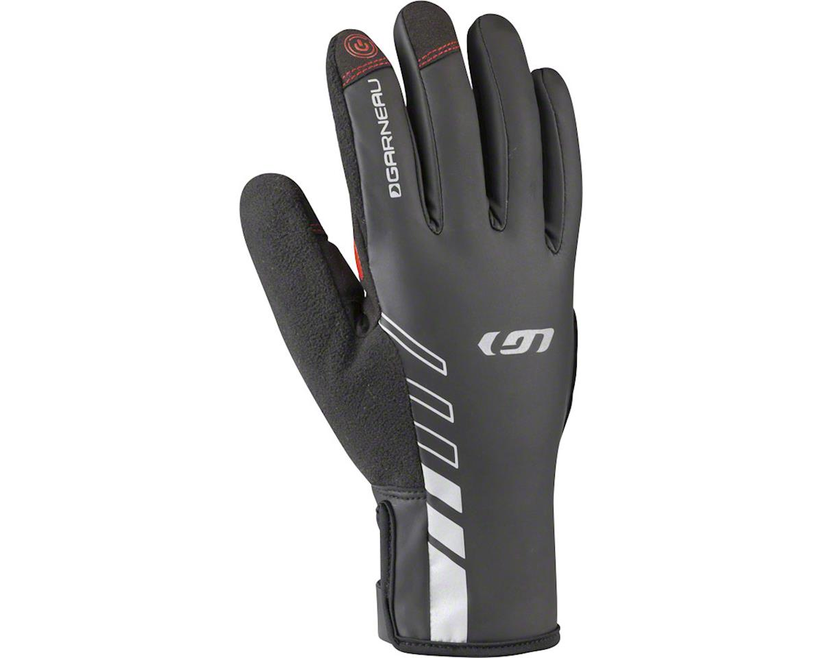 Louis Garneau Rafale 2 Men's Cycling Gloves (Black)
