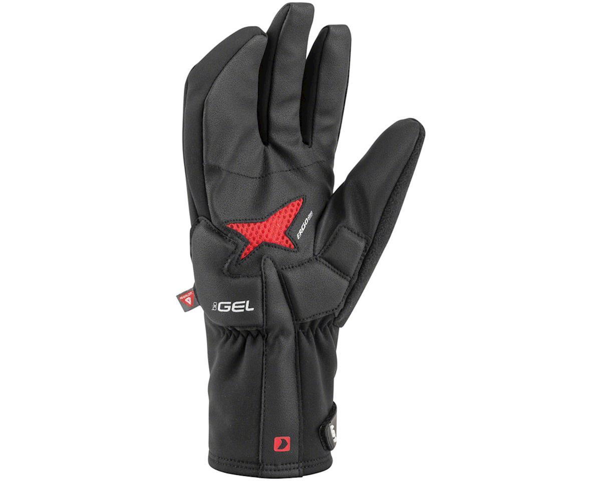 Image 2 for Louis Garneau Garneau Shield + Gloves (Black) (S)