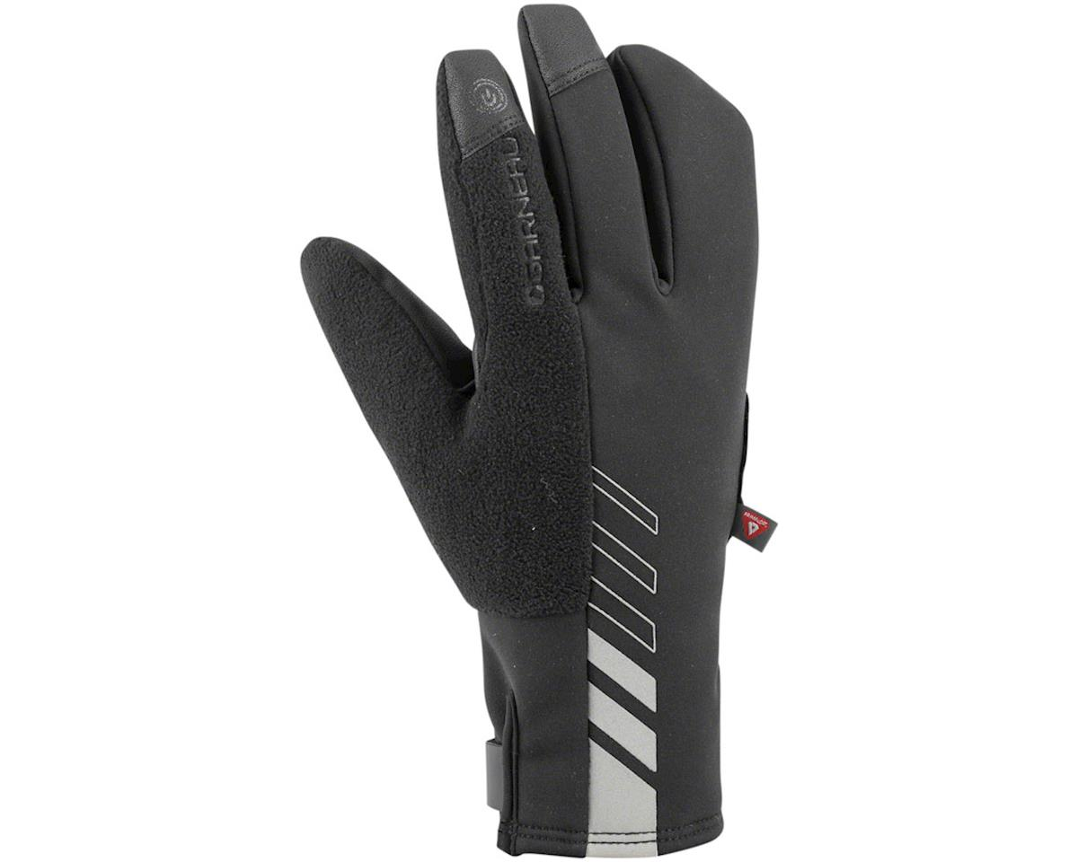 Louis Garneau Garneau Shield + Gloves (Black) (XL)