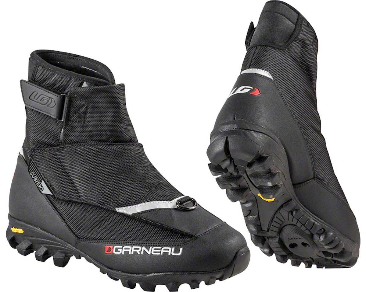 Louis Garneau Klondike Boot (Black) (48)