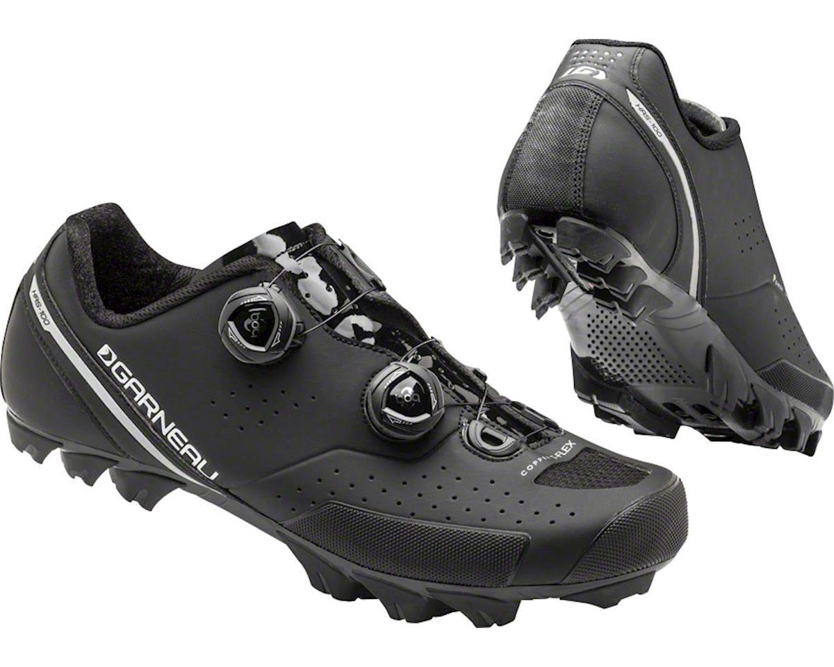 Louis Garneau Copper T-Flex Mountain Bike Shoe (Black) (42)
