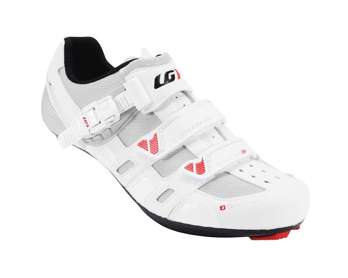 Louis Garneau Revo XR3 Road Shoe (White)
