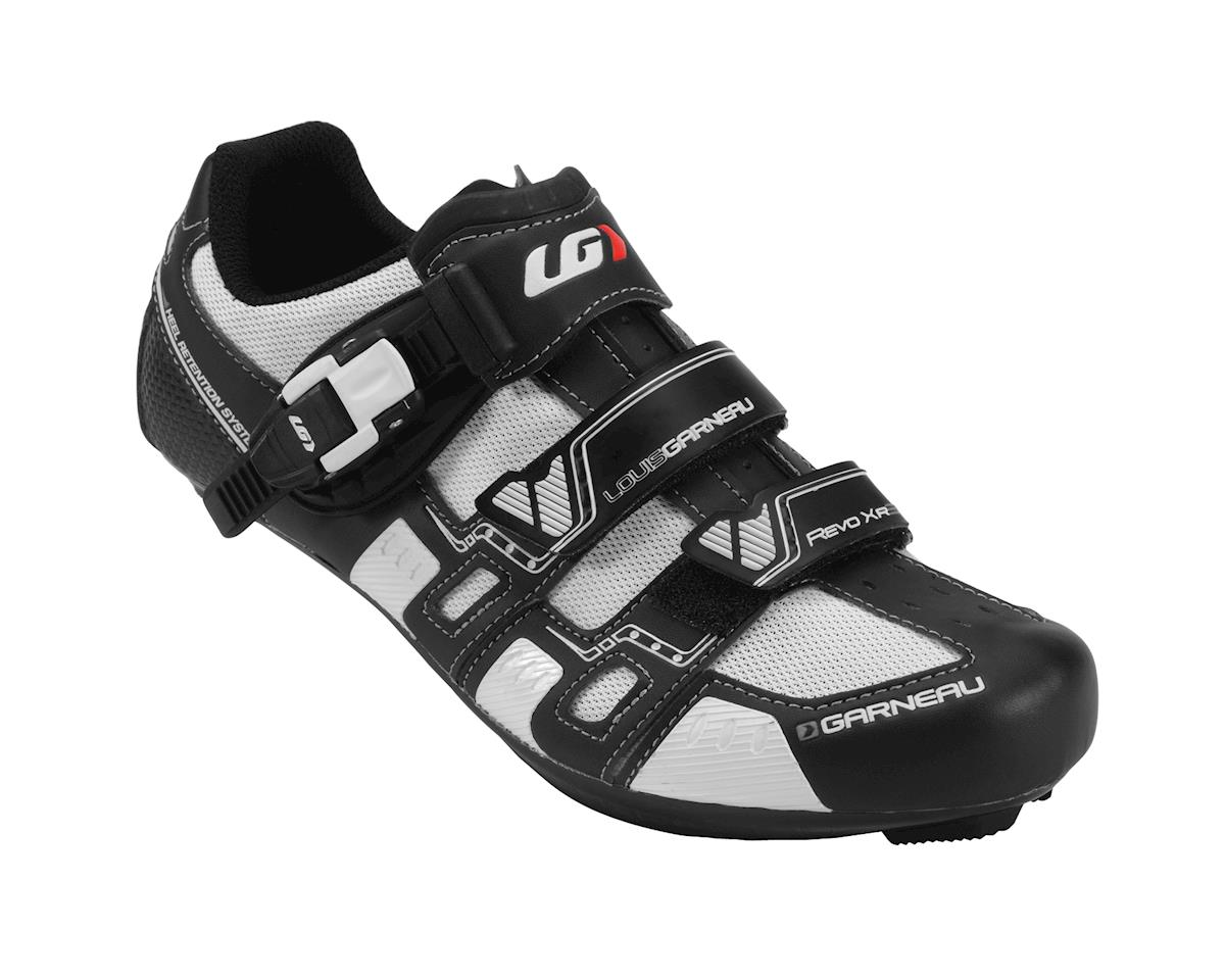 Louis Garneau Women's Revo XR3 Road Shoes (Black/White)