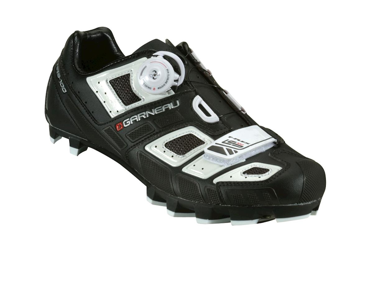 Louis Garneau T-Flex LS-100 MTB Shoes (Black/White)