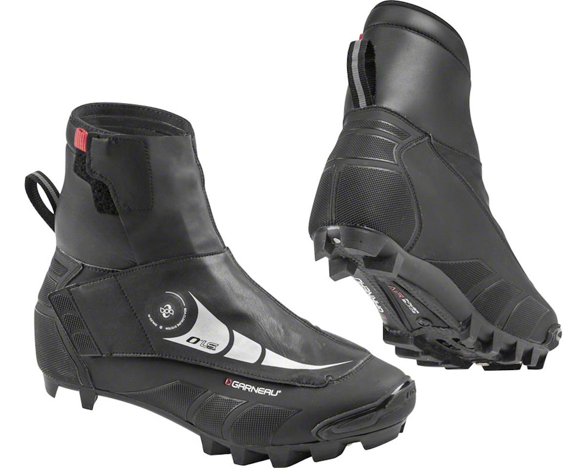 Louis Garneau 0° LS-100 All Weather Cycling Boot (Black) (37)