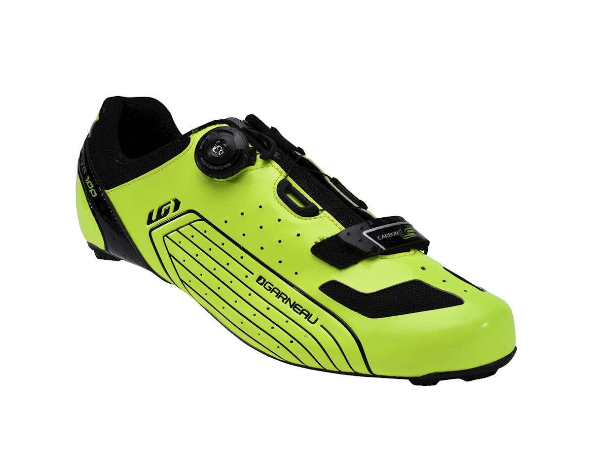 Image 1 for Louis Garneau Carbon Ls-100: Bright Yellow