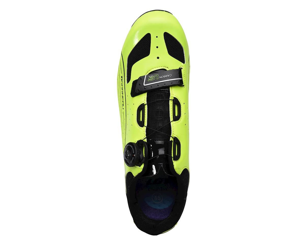 Image 2 for Louis Garneau Carbon Ls-100: Bright Yellow