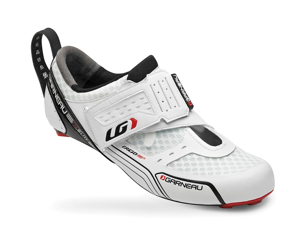 Image 1 for Louis Garneau Tri X-lite Tri Shoe (White)