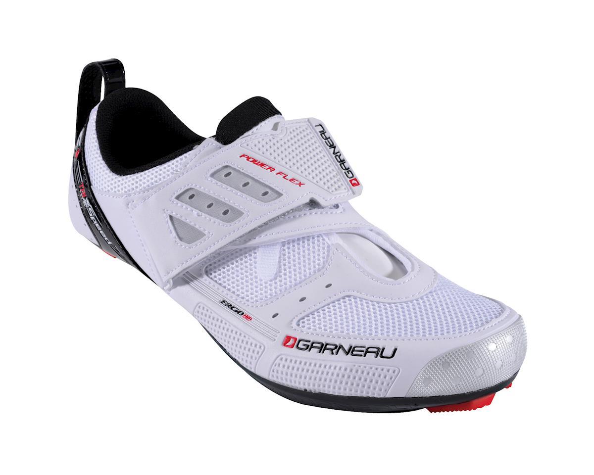 Image 1 for Louis Garneau Tri X-Speed II Triathlon Shoes (White)