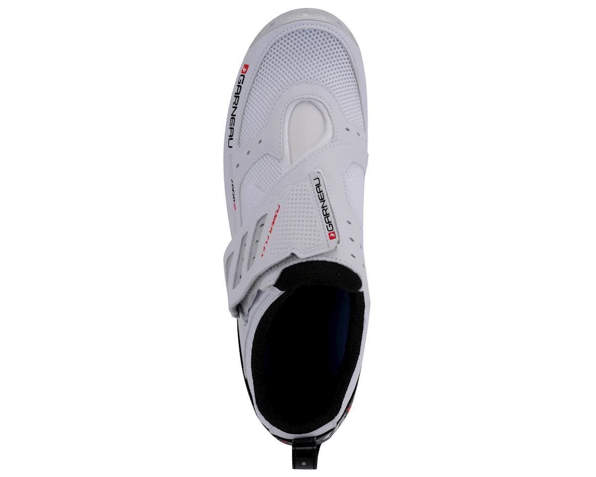 Image 2 for Louis Garneau Tri X-Speed II Triathlon Shoes (White)