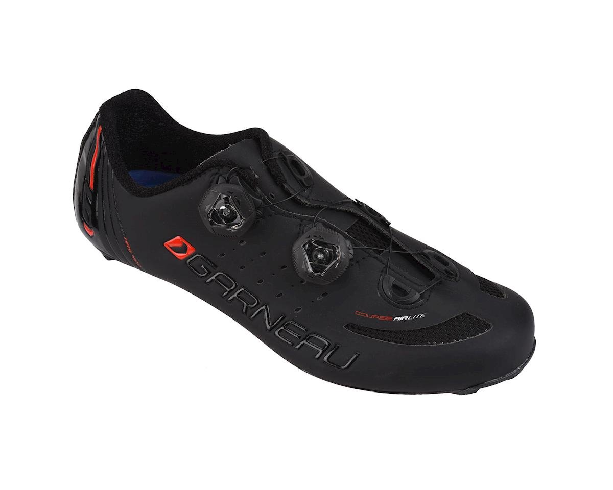 Louis Garneau Course Air Lite Carbon Road Shoes (Black)
