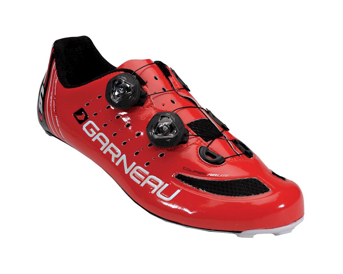 Louis Garneau Course Air Lite Carbon Road Shoes (Black)