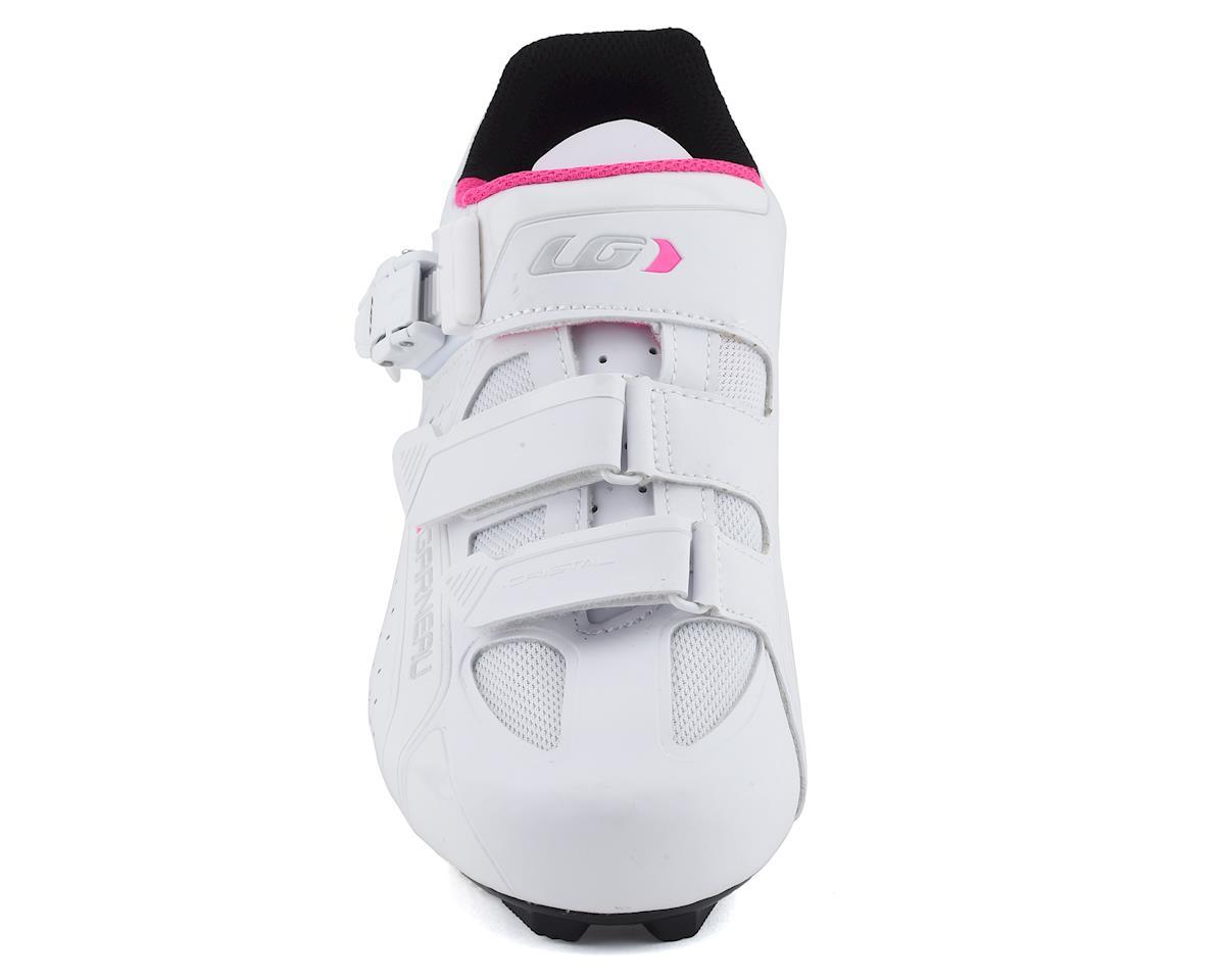 Louis Garneau Women's Cristal Shoes (White) (38)