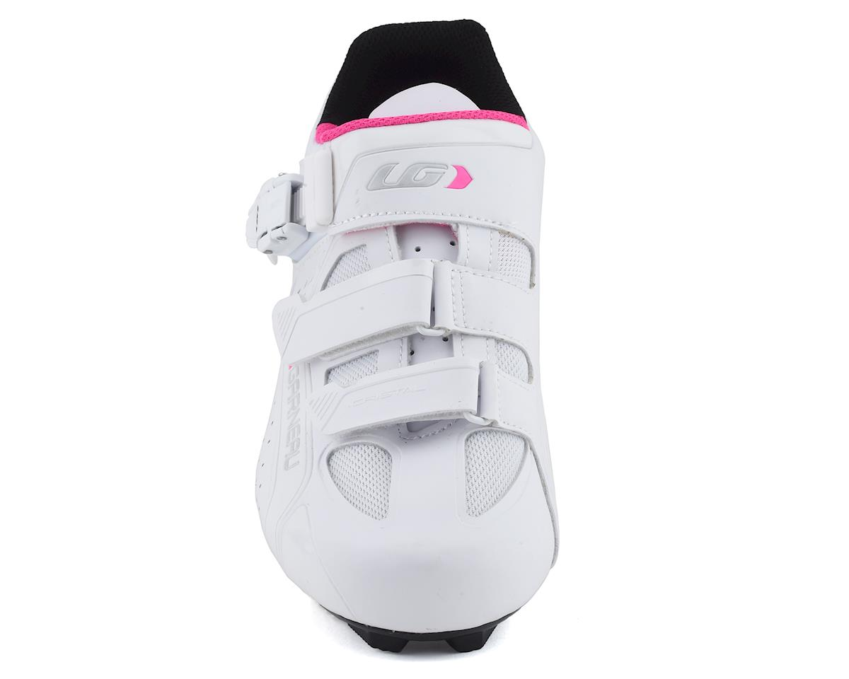 Louis Garneau Women's Cristal Shoes (White) (43)