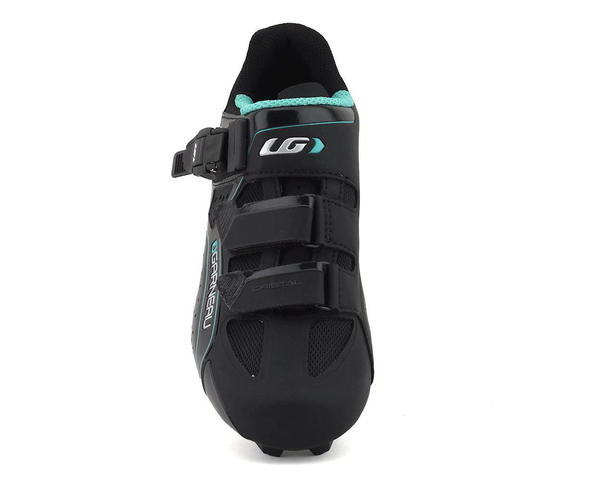 Louis Garneau Cristal Women's Cycling Shoes (Black) (36)
