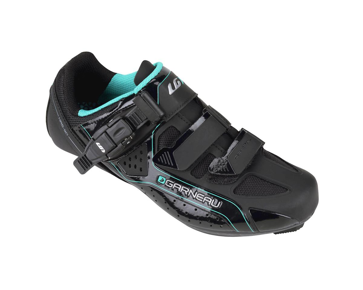 Louis Garneau Women's Cristal  Shoes (Black) (43)