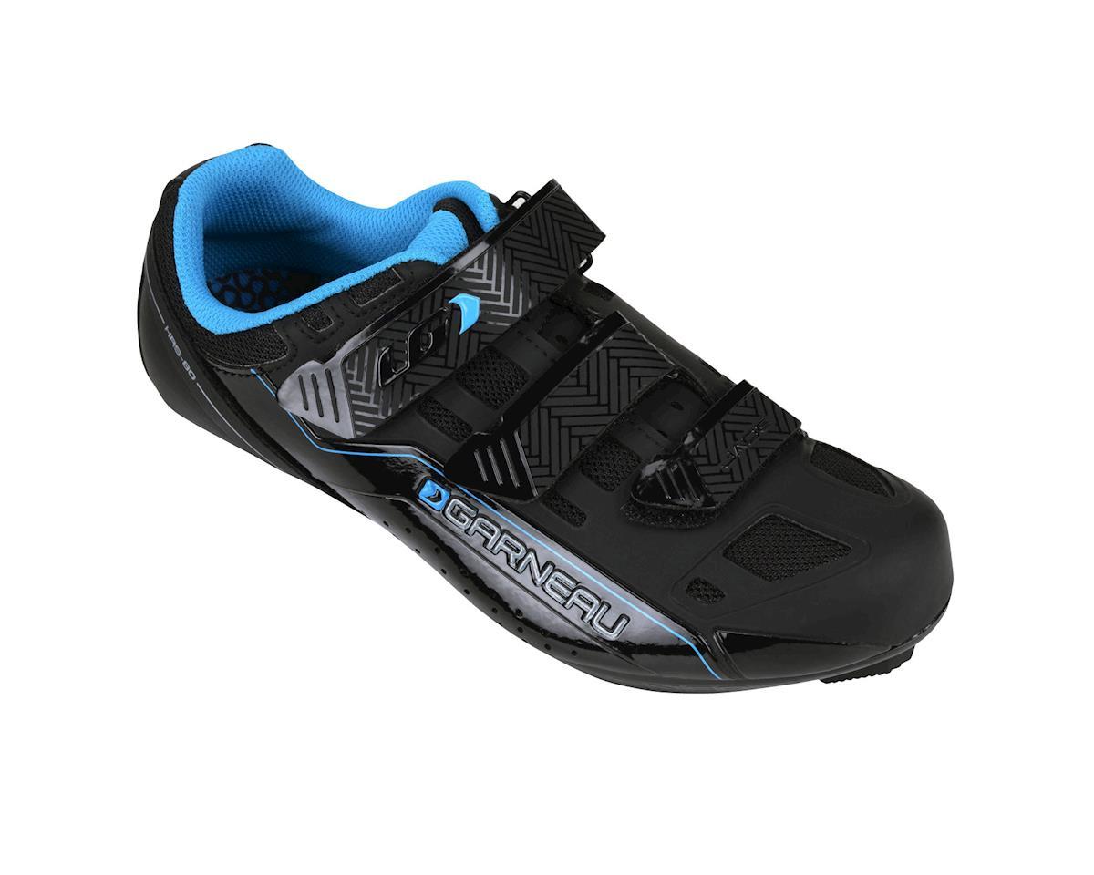 Louis Garneau Women's Jade Shoe (Black/Blue) (39)