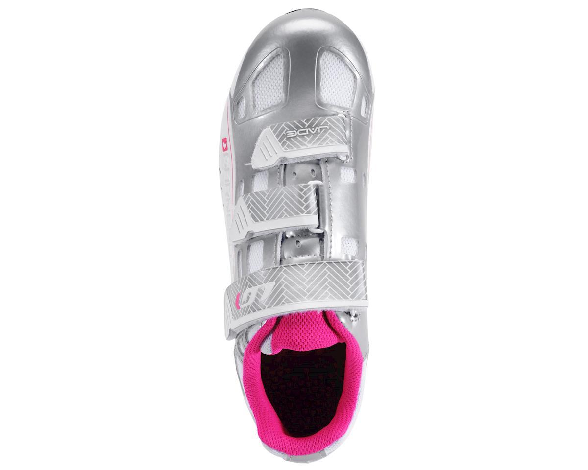 Louis Garneau Women's Jade Shoe (White/Silver/Pink)