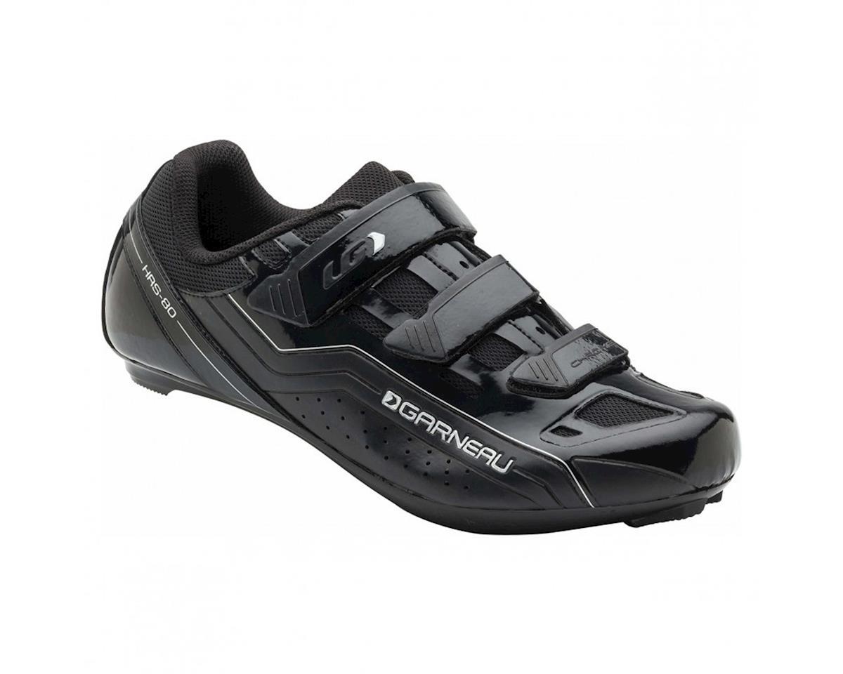 Louis Garneau Chrome Shoes (Black) (48)