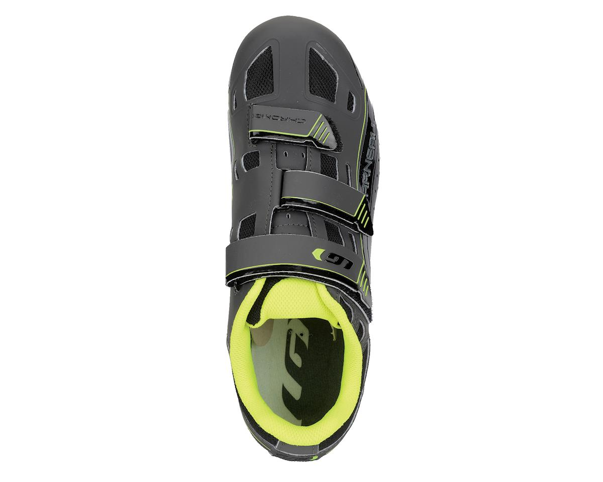 Louis Garneau Chrome Shoes (Gray/Bright Yellow) (47)