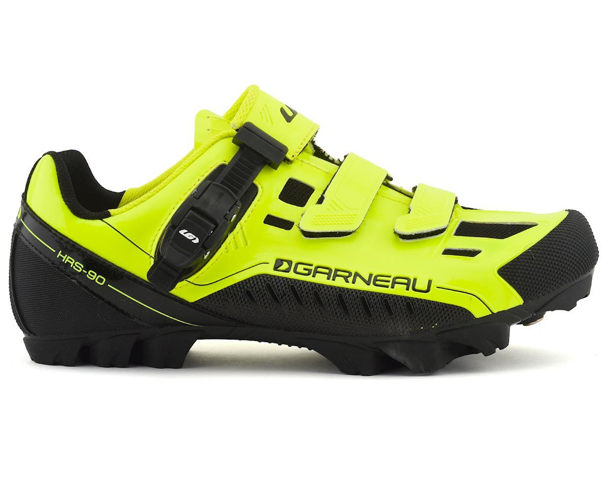 Louis Garneau Slate MTB Shoes (Matte Black/High Vis) (41)