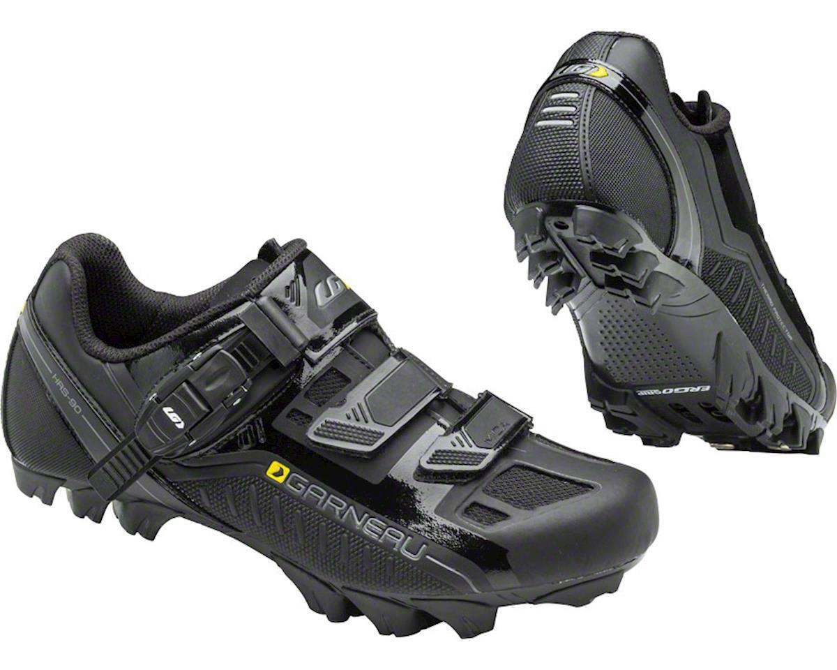 Louis Garneau Women's Mica MTB Shoe (Black) (38)