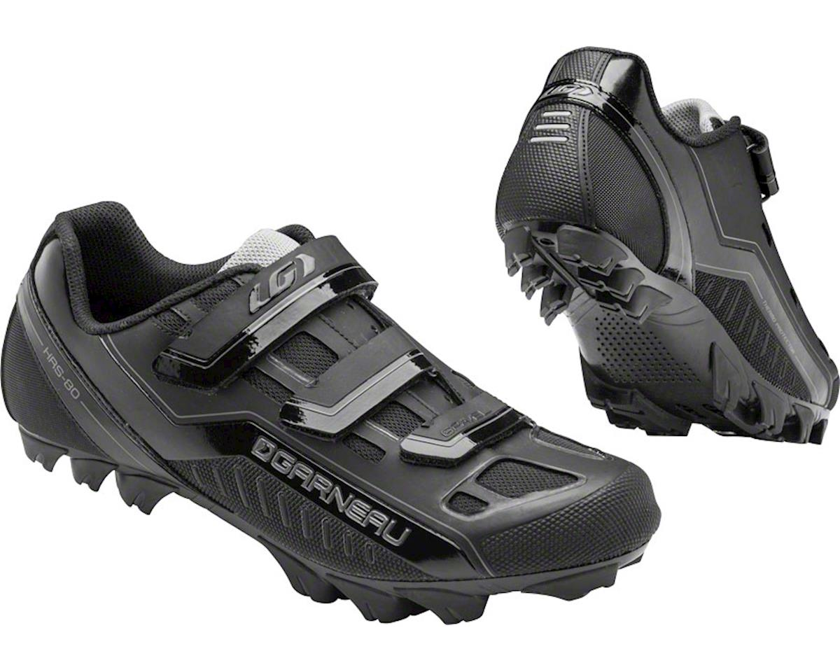 Louis Garneau Gravel Men's Mountain Bike Shoes (Black)