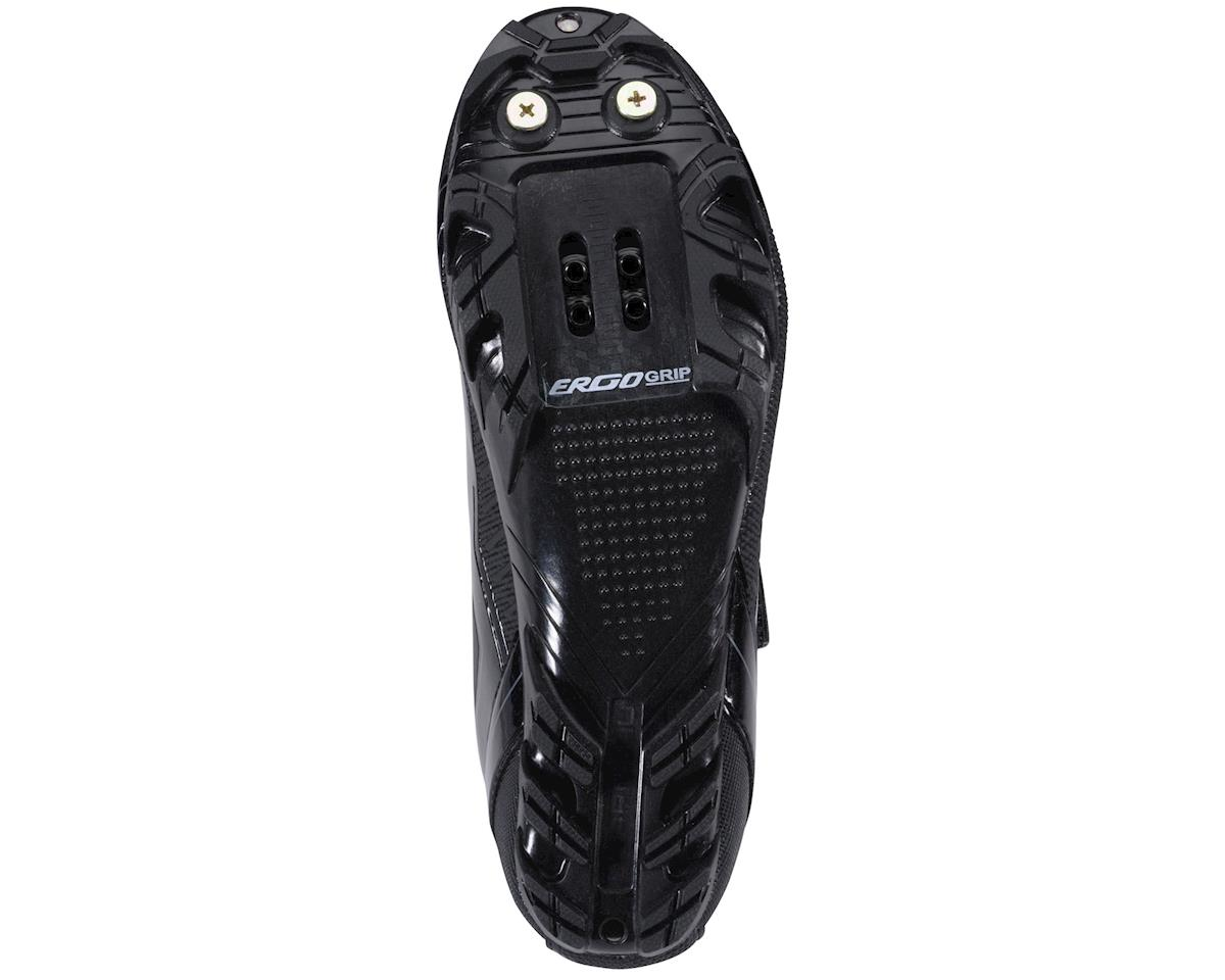 Image 2 for Louis Garneau Women's Sapphire  Mountain Bike Shoes (Black)
