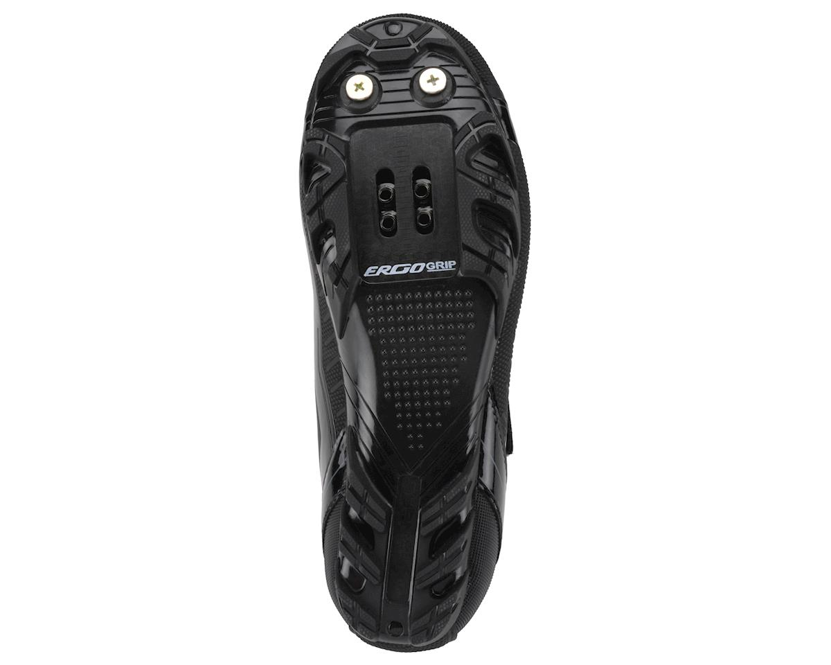 Louis Garneau Women's Sapphire  Mountain Bike Shoes (Black) (41)