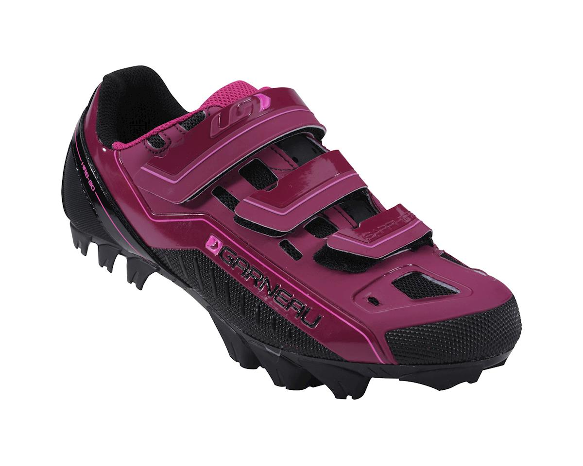 Louis Garneau Sapphire Women's Mountain Bike Shoes (Magenta Purple)