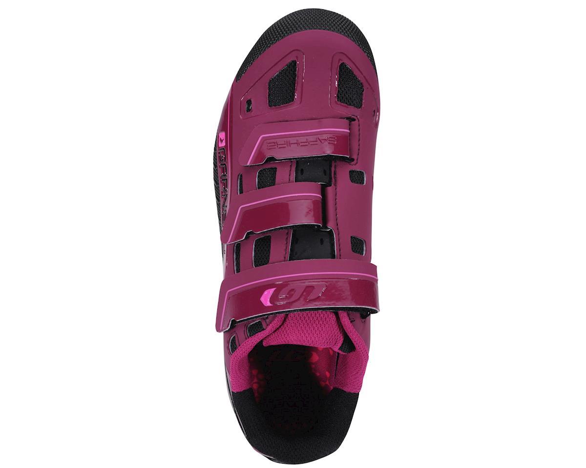 Louis Garneau Women's Sapphire  Mountain Bike Shoes (Magenta Purple)
