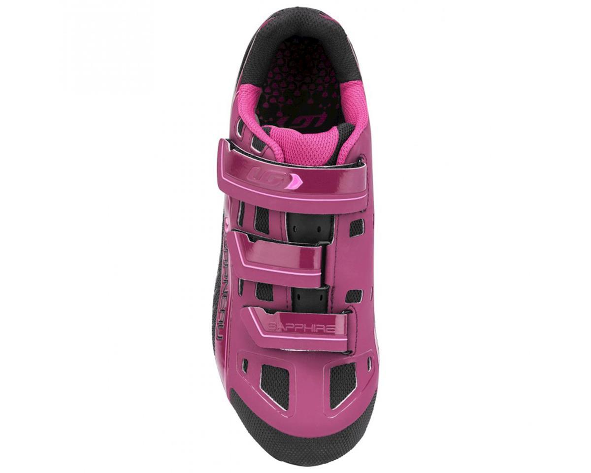 Louis Garneau Women's Sapphire  Mountain Bike Shoes (Magenta Purple) (43)